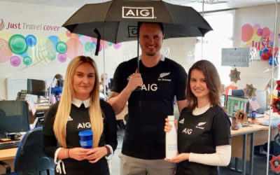 AIG Travel Insurance now available as Insurance giant joins Just Travel Cover panel
