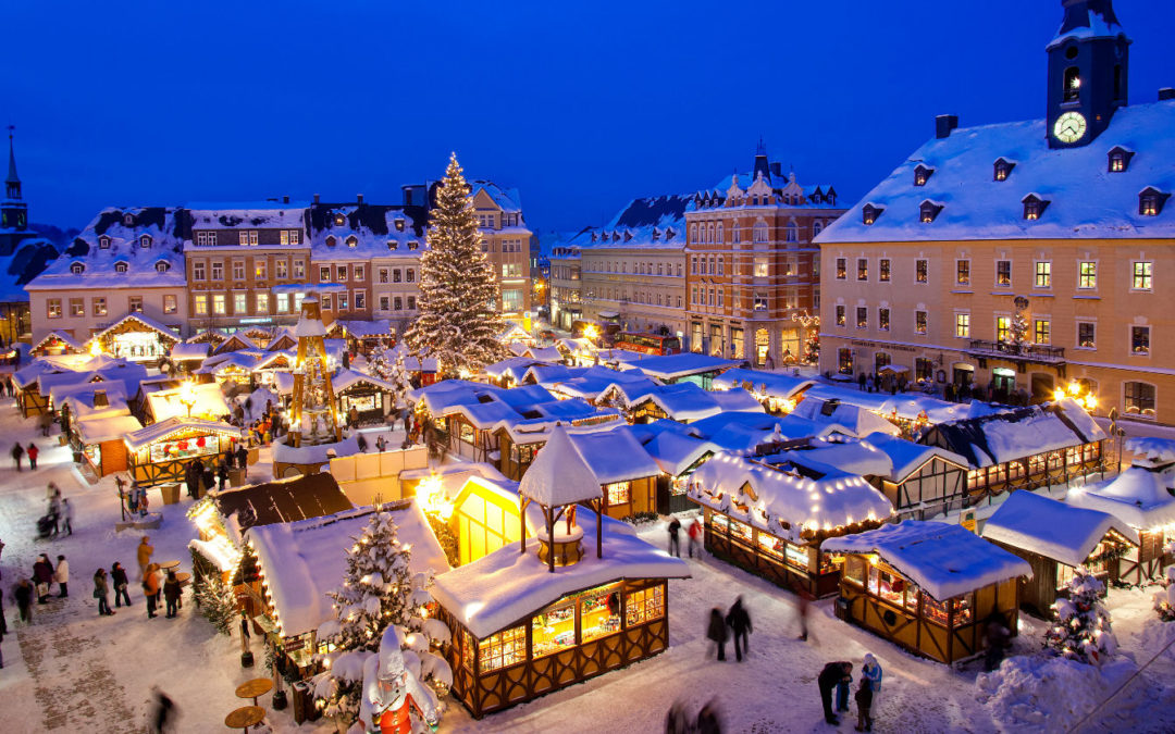 Europe's top 10 Christmas markets