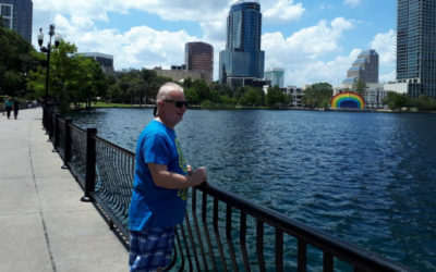 Why Diabetes and Heart Surgery didn't stop Keith's USA adventure