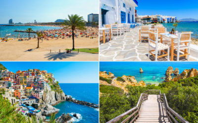 Spain tops popular destination list for twenty-fifth year