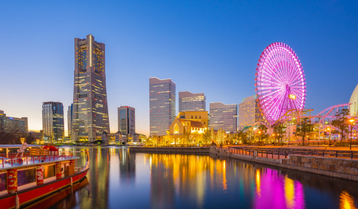 There is more to Yokohama than the rugby world cup final