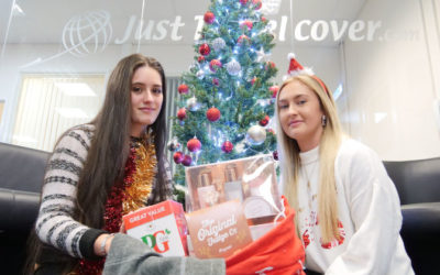 Just Travel Cover gives the gift of generosity to city's older people
