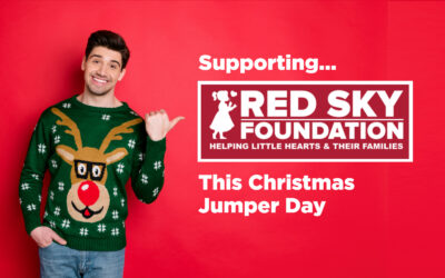 Helping little hearts this Christmas Jumper Day